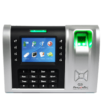 Fingertec Q2i Door Access System